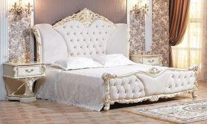 Выбираем двуспальную кровать: виды моделей, особенности, фото