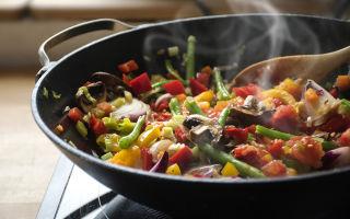 Для чего нужна сковорода-вок: что это такое, что значит «вок», что готовят в wok, для чего применяется китайская сковородка, как выбрать, что можно готовить