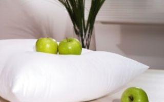 Как правильно выбрать ткань для подушек: лучшие материалы для наперника