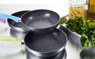 Рейтинг лучших сковородок с антипригарным покрытием: срок службы, керамическое и титановое, хорошие сковородки для газа, как правильно выбрать