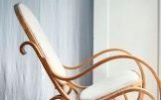 Как сделать кресло для дачи из дерева своими руками — инструкция
