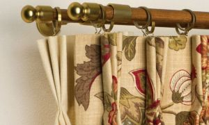 Потолочная гардина на натяжной потолок: как выбрать, способы крепления