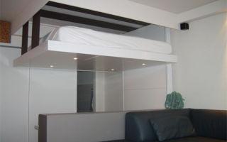 Мебель для маленькой комнаты: варианты размещения в интерьере