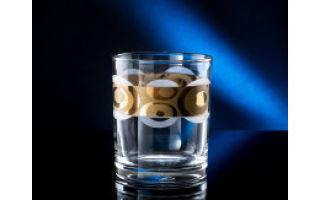 Хрустальные стаканы: преимущества стаканов из хрусталя