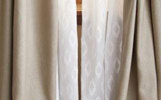 Тюль в спальню: короткая, двойная, цветная, как выбрать и красиво повесить