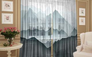 Тюль в зал: новинки и фото в интерьере, как выбрать и красиво повесить