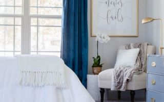 Шторы в спальню: варианты красивых занавесок, как выбрать ткань и гардины