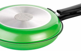 Двухсторонняя сковорода с антипригарным покрытием: особенности, как пользоваться, сковородка-блинница и сковородка-гриль, сковородка «мастер жар»