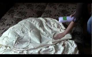 Простынь на резинке: как выбрать на свою кровать?