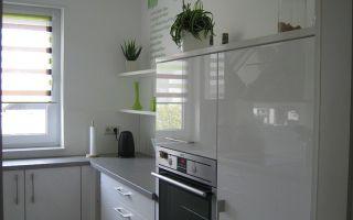 Белый кухонный гарнитур в интерьере: дизайн кухни в белоснежном цвете