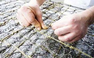 Как сделать матрас своими руками или реконструировать старый