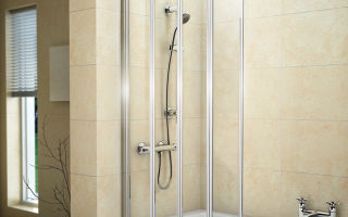 Раздвижные пластиковые шторки для ванной прозрачные, стеклянные, шторки-гармошки
