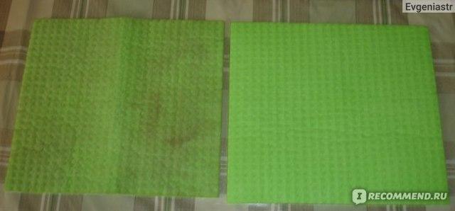Вискозные салфетки универсальные: отличия, разновидности и размеры, фасовка, известные производители