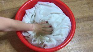 Цветная тюль: разнообразие оттенков, как покрасить в домашних условиях