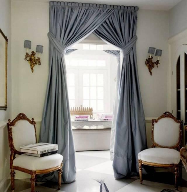 Деревянные шторы: межкомнатные занавески, висюльки между кухней и залом