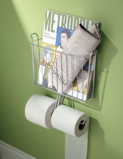 Как сделать стильную и оригинальную газетницу своими руками