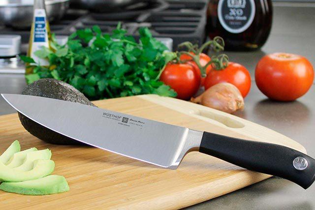 Шеф-ножи: японские и европейские, материалы профессиональных шеф ножей, размеры