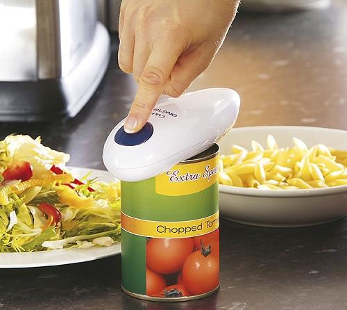Электрический консервный нож: характеристики ножей для открывания банок, критерии выбора ножей для консервов