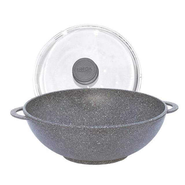 Для чего нужна сковорода-вок: что это такое, что значит