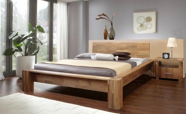 Детские кровати из дерева. Фото стильных моделей в интерьере