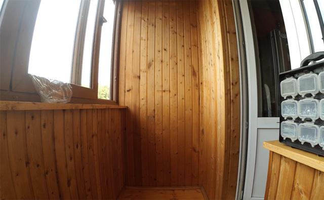 Как сделать шкаф на балкон из вагонки: подробная инструкция