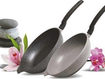 Сковорода фирмы Кукмара: блинная сковородка и гриль, кукморские сковородки-вок, чугунные и алюминиевые блинницы с антипригарным покрытием