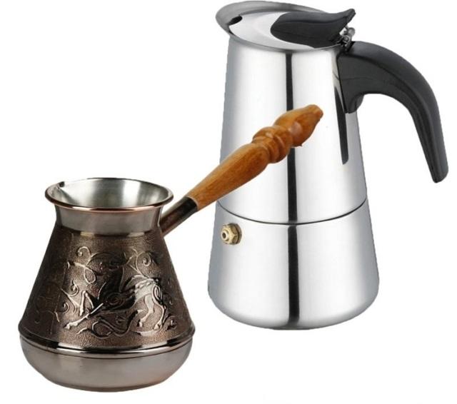 Какая турка лучше для варки кофе: как правильно выбрать, какая должна быть, гейзерная кофеварка или турка