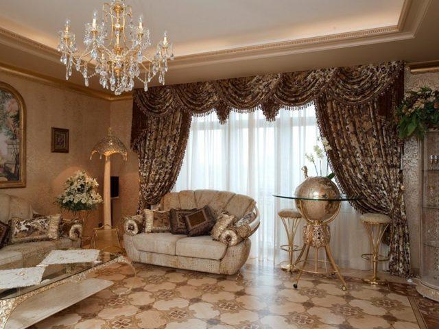 Светонепроницаемые шторы: виды тканей, готовые комплекты, примеры в интерьере