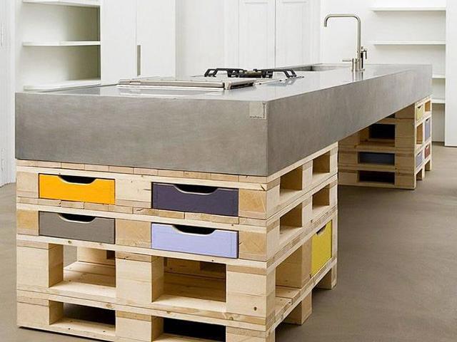 Мебель в стиле лофт: простые идеи для изготовления своими руками