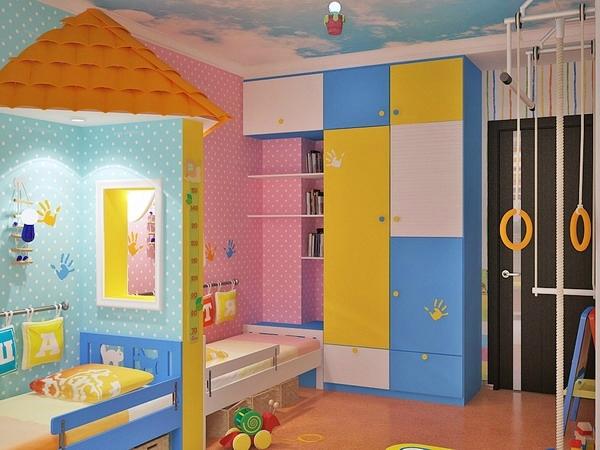Детская кровать от 5 лет: дизайн для девочки и мальчика в 75 фото