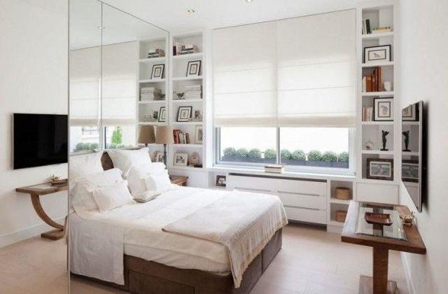 Как правильно поставить кровать в спальне. Секреты здорового сна.