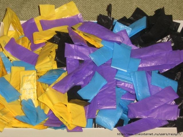 Коврики из полиэтиленовых пакетов своими руками: схемы и описание вязания крючком
