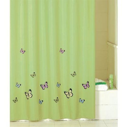 Текстильные шторы для ванной комнаты: двойные, водоотталкивающие, описание