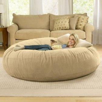 Напольные подушки: фото, описание, использование и изготовление