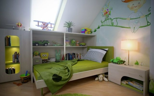 Кровать-чердак для детей от з лет: 75 лучших фото