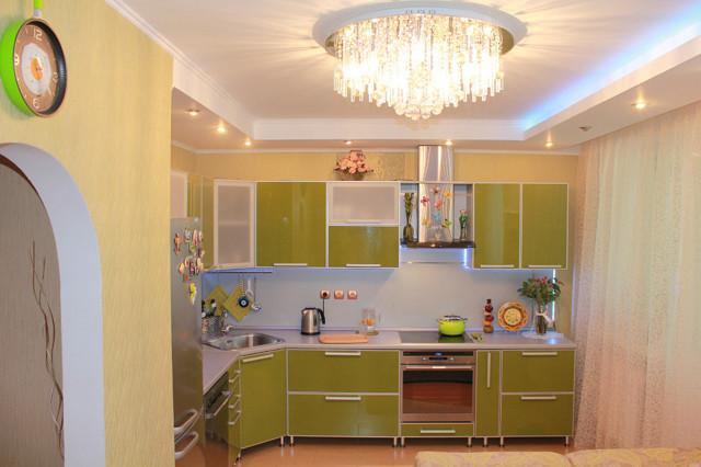 Планировка кухонного гарнитура: выбор дизайна и параметров