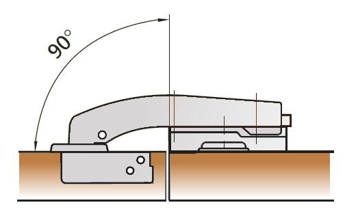 Мебельные петли: что это такое и как устроен механизм