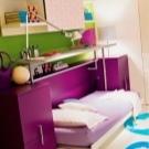Кровать-трансформер для подростка: модели, виды и особенности