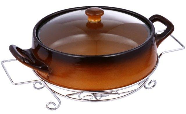 Как пользоваться керамической кастрюлей: можно ли готовить на газовой и электрической плите, правила пользования, как варить