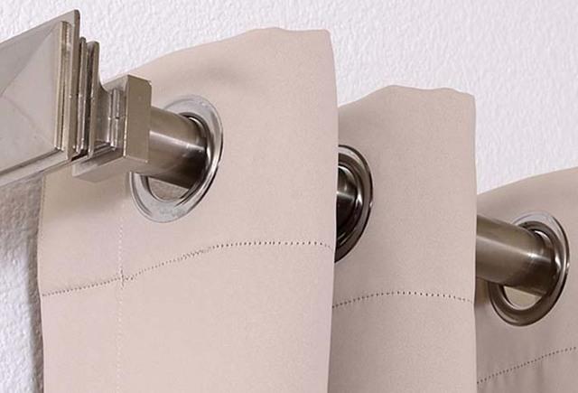 Портьеры: виды тканей, однотонные, в полоску, светонепроницаемые, в интерьере