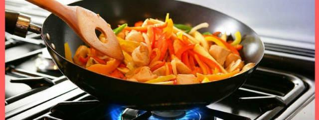 Антипригарная сковорода: что это, особенности сковородок с АП, виды, преимущества чугунной сковородки