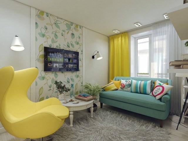 Ковер на пол для украшения интерьера гостиной и других комнат, какое покрытие лучше покупать?