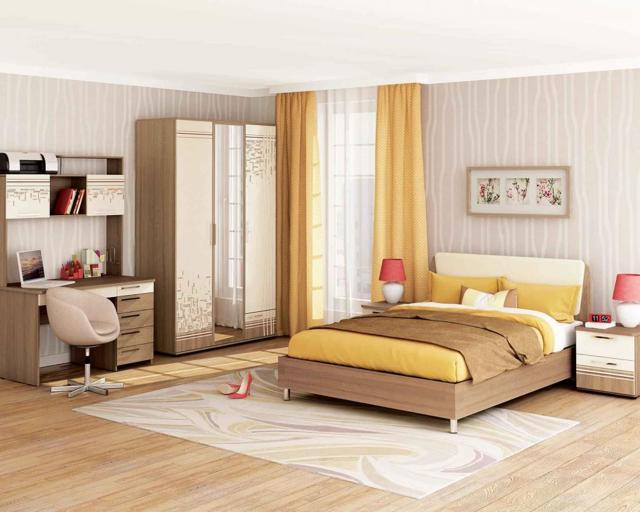 Правильный выбор двуспальной кровати: размеры, особенности, фото