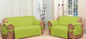 Накидки для угловых диванов своими руками. Материал и размеры.