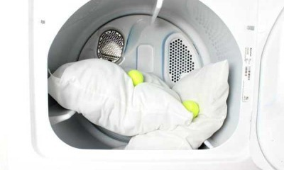 Как стирать подушки в стиральной машине: правильный уход за изделиями