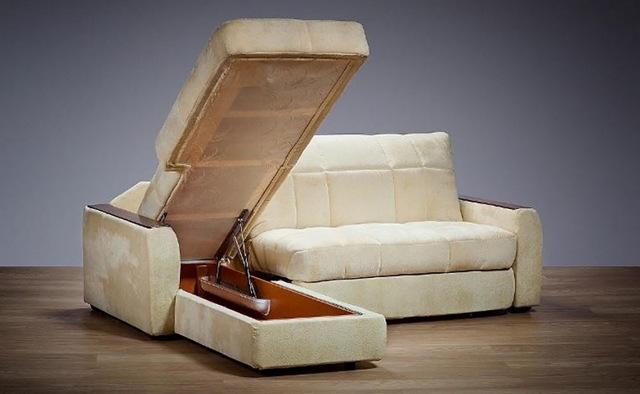Диван кровать с механизмом «аккордеон»: преимущества и недостатки