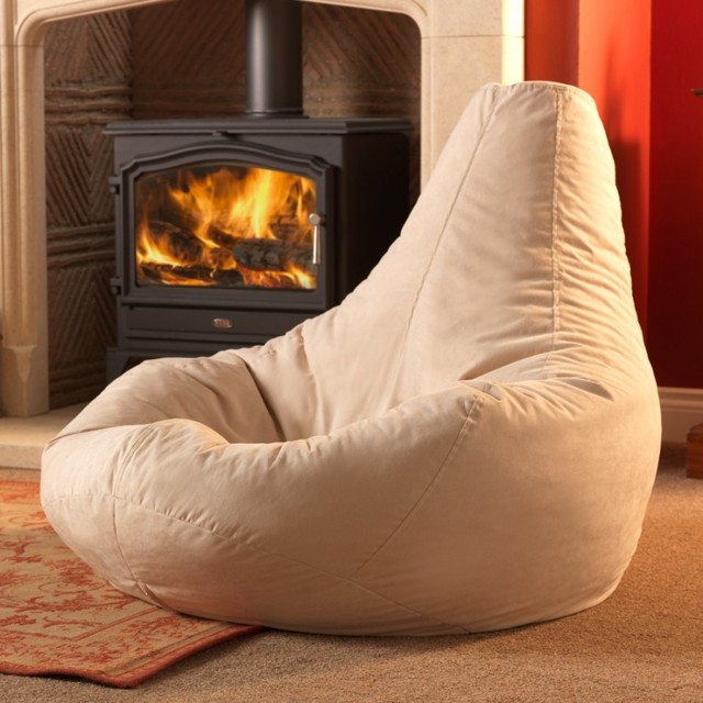 Как сделать кресло-мешок своими руками: оригинальные идеи, фото