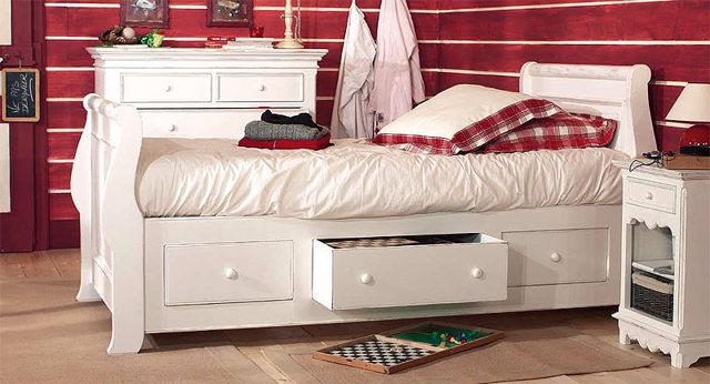 Как выбрать кровать для девочки: на что надо обращать внимание