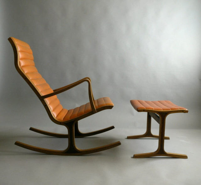 Кресло с подставкой для ног: уютные, удобные и современные модели