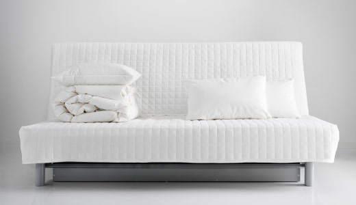 Диван-кровать Бединге от Икеа: популярность дизайна